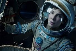 Samra Bullock in Gravity