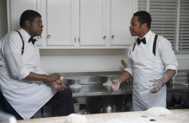 Forest Whitaker and Cuba Cooding Jr. in Lee Daniels' The Butler