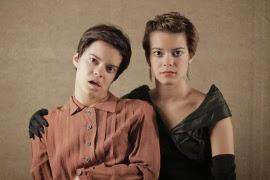 Elizabeth and Emily Hinckler in My Sister