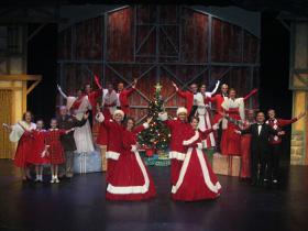 the Circa '21 Dinner Playhouse's Irving Berlin's White Christmas