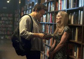 Ben Affleck and Rosamund Pike in Gone Girl