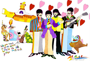 Ron Campbell's All You Need Is Love