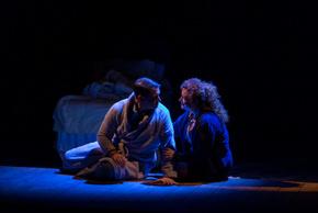 Karl Hamilton and Elizabeth Haley in Big Fish