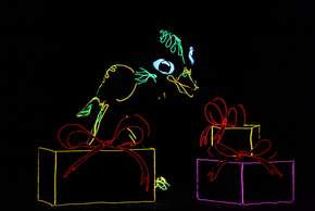Lightwire Theater's A Very Electric Christmas, December 18