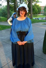 Dee Canfield in Genesius Guild's The Merry Wives of Windsor -- 2015