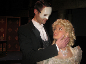 Patrick Beasley and Emily Stokes in Phantom