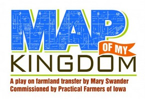 Map of My Kingdom, February 24 at the Bettendorf Public Library