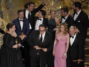 the team behind Best Picture winner Spotlight