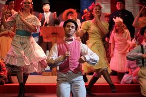 Nick Petrelli in The Music Man