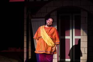 Tommy Bullington in A Funny Thing Happened on the Way to the Forum