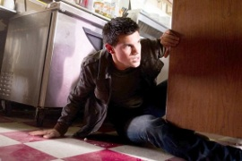 Taylor Lautner in Abduction