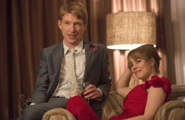 Domhnall Gleeson and Rachel McAdams in About Time