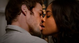 William Levy and Sharon Leal in Addicted