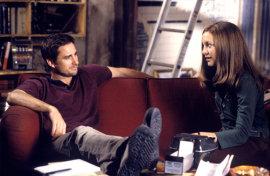 Luke Wilson and Kate Hudson in Alex & Emma