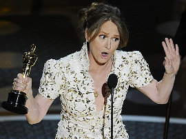 Best Supporting Actress Melissa Leo