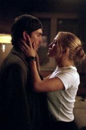 Jim Caviezel and Jennifer Lopez in Angel Eyes