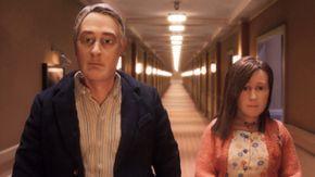 David Thewlis and Jennifer Jason Leigh in Anomalisa