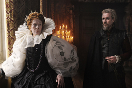 Vanessa Redgrave and Rhys Ifans in Anonymous