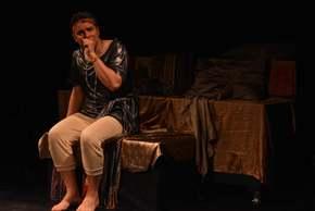 Mischa Hooker in Antony & Cleopatra
