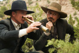 Ed Harris and Viggo Mortensen in Appaloosa