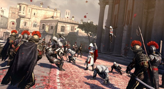 'Assassin's Creed: Brotherhood'