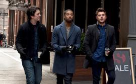 Miles Teller, Michael B. Jordan, and Zac Efron in That Awkward Moment