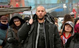 Vin Diesel in Babylon A.D.