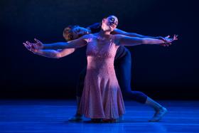 Patrick Green and Jill Schwartz in Love Stories featuring Romeo & Juliet