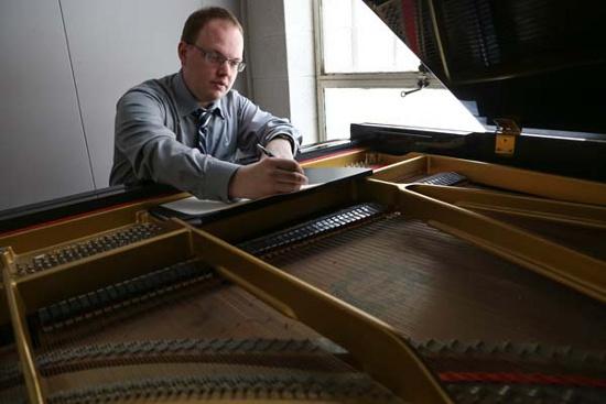 Jacob Bancks. Photo by Joshua Ford (JoshuaFord.com).