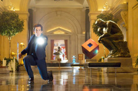 Ben Stiller in Night at the Museum: Battle of the Smithsonian
