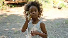 Quvenzhané Wallis in Beasts of the Southern Wild