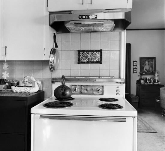 David Plowden, 'Beltz House Kitchen, Jefferson Township, Greene County, Iowa 2009'