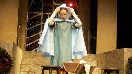 Sarah Stephan in The Best Christmas Pageant Ever