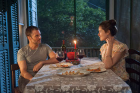 James Marsden and Michelle Monaghan in The Best of Me