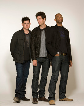 Better Than Ezra. Photo by Rick Olivier.