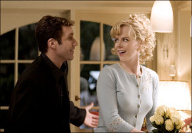 Will Ferrell and Nicole Kidman in Bewitched