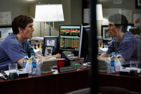 Christian Bale in The Big Short