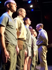 Army Brats Biloxi Blues At The Clinton Area Showboat Theatre