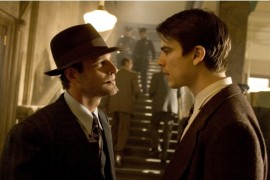 Aaron Eckhart and Josh Hartnett in The Black Dahlia
