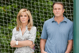 Sandra Bullock and Tim McGraw in The Blind Side