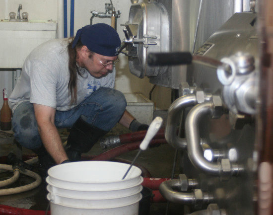 Brewmaster/Blue Bastard Dan Cleaveland