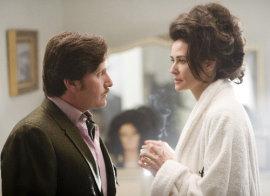 Emili Estevez and Demi Moore in Bobby