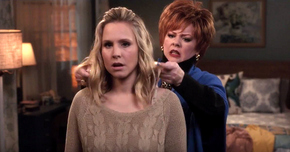 Kristen Bell and Melissa McCarthy in The Boss