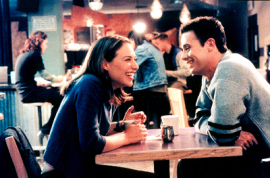 Claire Forlani and Freddie Prinze Jr. in Boys & Girls
