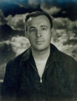 Ray Bradbury in 1950. Photo courtesy Sam Weller.