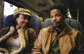 Gabrielle Union and Jamie Foxx in Breakin' All the Rules