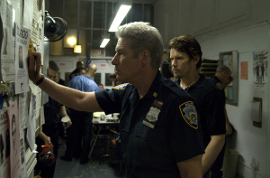 Richard Gere and Ethan Hawke in Brooklyn's Finest