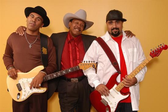 Brooks Family Blues Dynasty