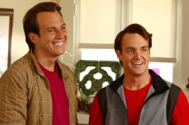 Will Arnett and Will Forte in The Brothers Solomon