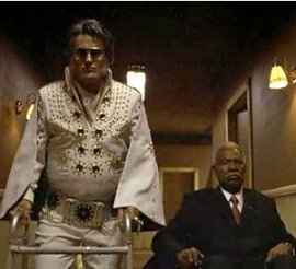 Bill Campbell and Ossie Davis in Bubba Ho-tep